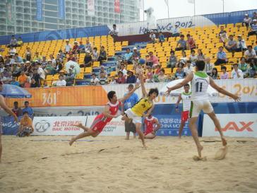 第3回アジアビーチゲームズ ビー...